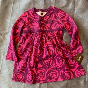 Tea Collection Roses Dress
